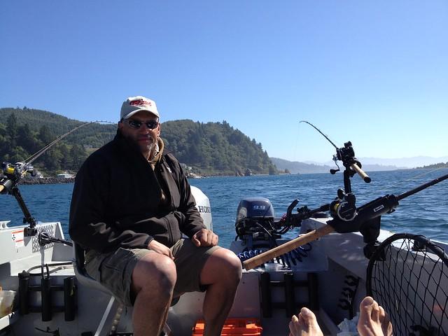 Jordan fishing tillamook bay flickr photo sharing for Tillamook bay fishing