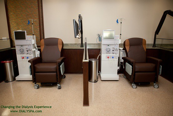 Dialysis Chairs, Dialyspa the Woodlands