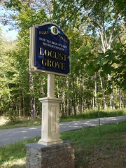 日, 2012-09-16 11:00 - South Mountain Reservation入り口、Locust Grove