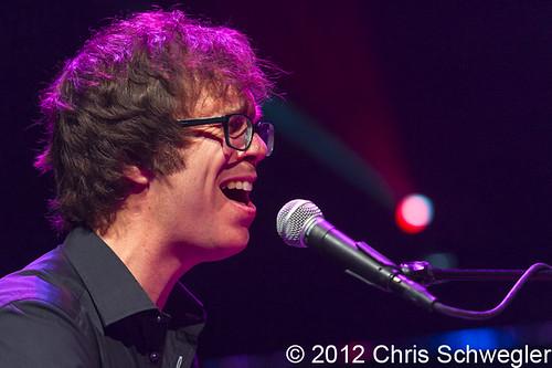 Ben Folds Five - 10-02-12 - The Fillmore, Detroit, MI
