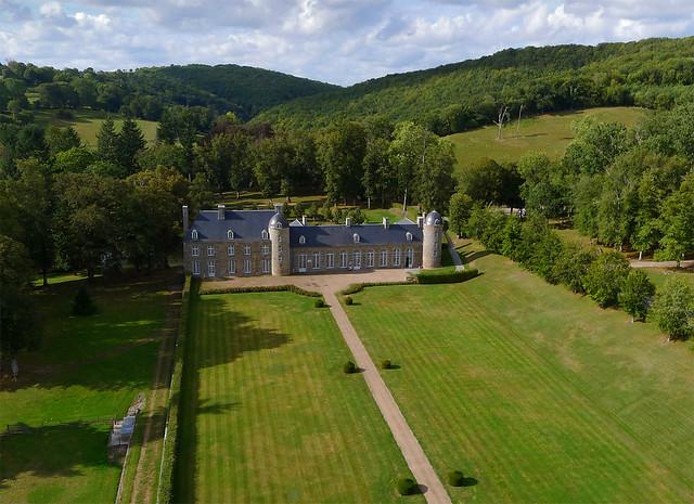 Ch u00e2teau de Pontécoulant (Calvados FR) Flickr Photo Sharing! # Chateau Du Bois De La Garde