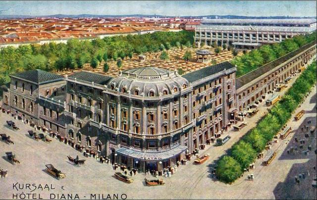 Kursaal & Hotel Diana