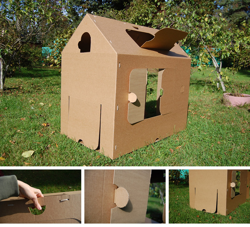 Cardboard playhouse_002