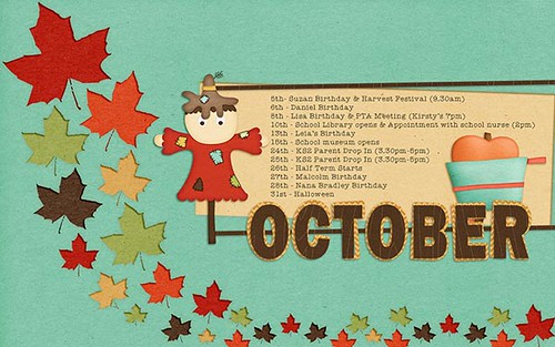 October Desktop by Lukasmummy