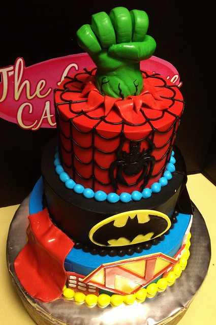 Birthday Cake Ideas For Little Boy : 8051221199_1be9722fb5_z.jpg