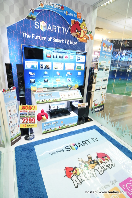 Samsung Dealers Roadshow- Angry Birds_Pic 1