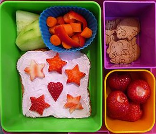 A Bento Fit for your Favorite Tike