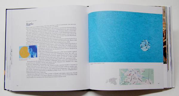 """Aavo Kokk book """"Pintsliga tõmmatud linnad"""", painting John Smith"""