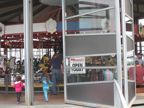 Greenport: Carousel