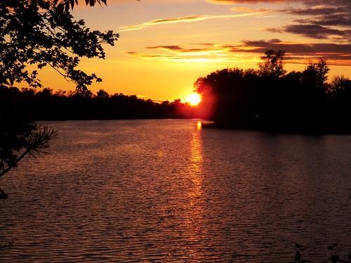 sunset grandriver