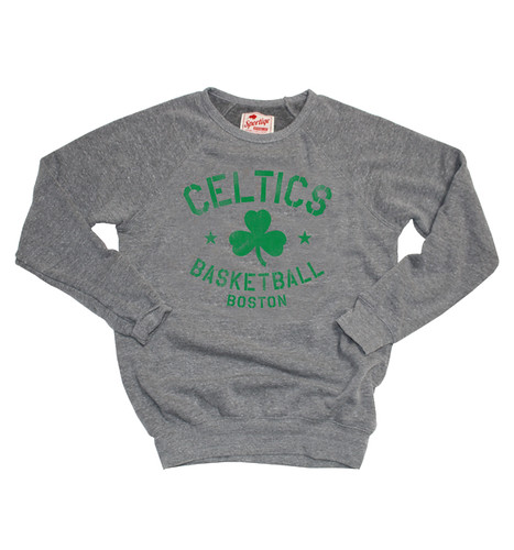 Boston Celtics Butler Sweatshirt By Sportiqe Apparel