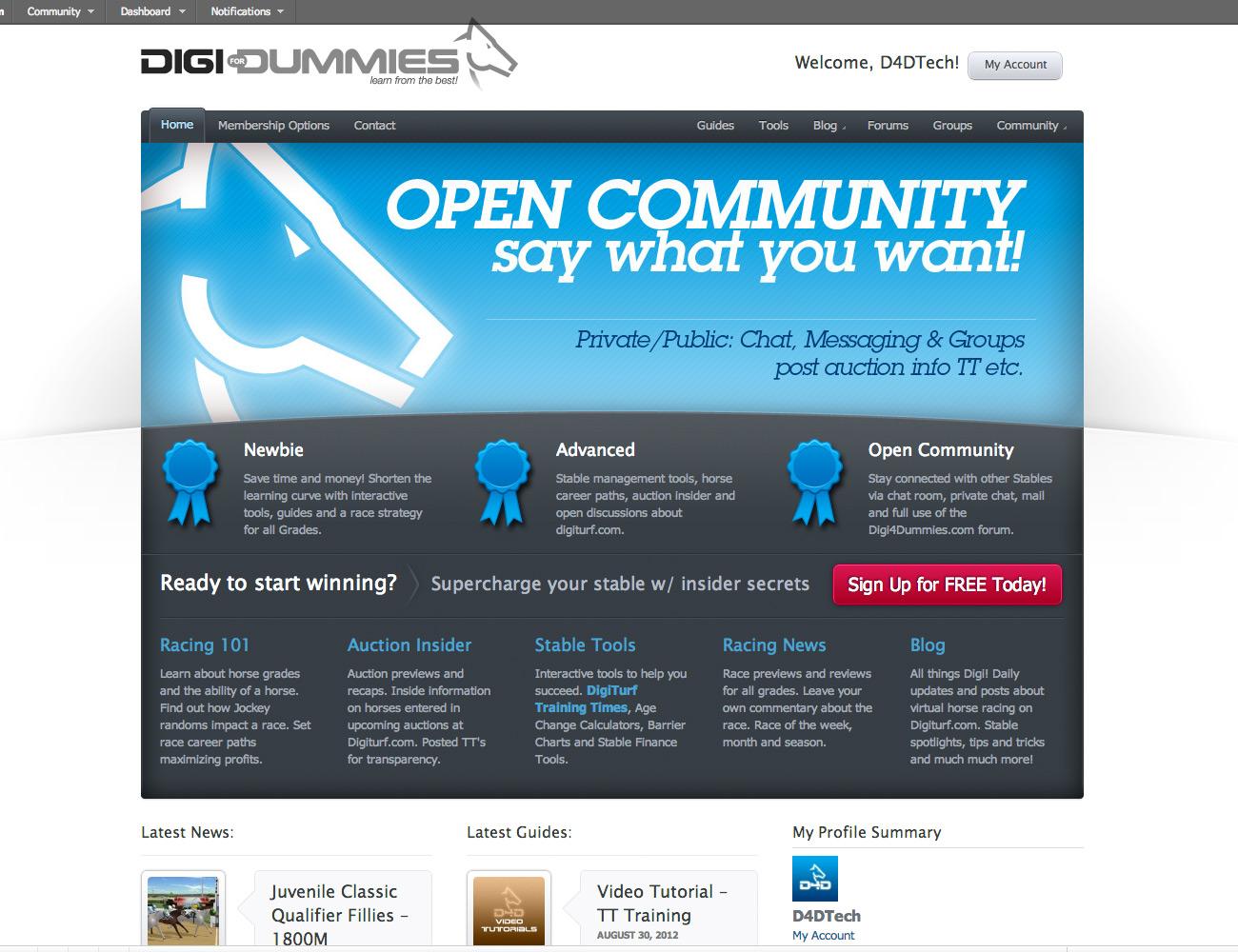 Digi4Dummies.com