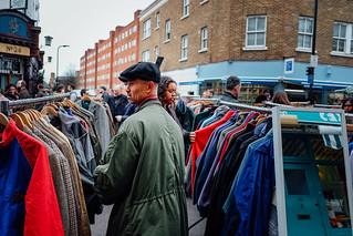 Hackney Street Vendor