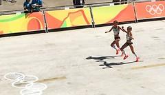 Rio: Finiš ruku v ruce rozděluje maratonské fanoušky
