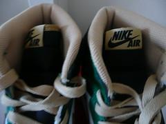 "Nike Air Jordan 1 Retro High OG ""SVSM"" Size 11 clover- New with Box (2013)"