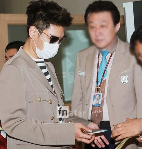 BIGBANG Gimpo to Jeju 2015-05-19 2015-05-19 11
