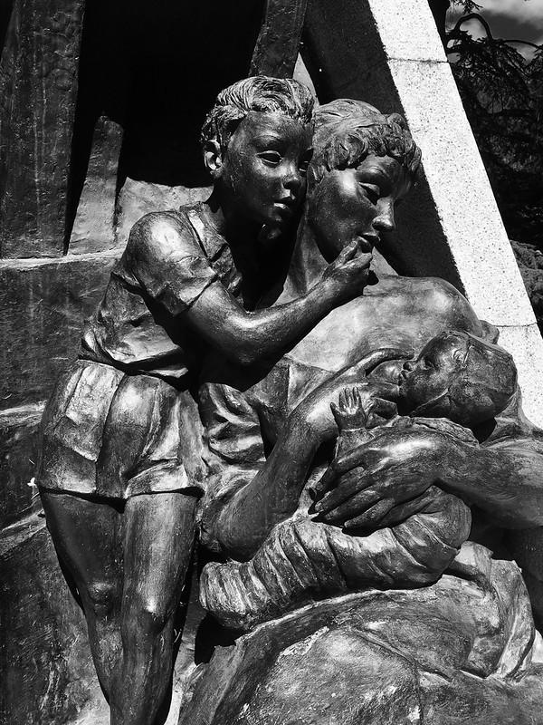 De Gasperi Monument Details