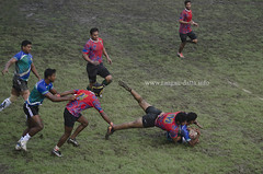 83rd All India and South Asia Rugby Tournament, CCFC, Kolkata