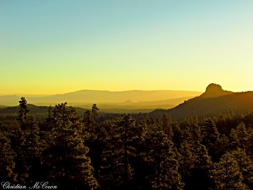 outdoor sunset sky mountains mountain trees forest land sun photography professional photo canon power shotsx 400is