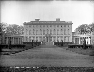 Castletown House, Kildare, late 19th century