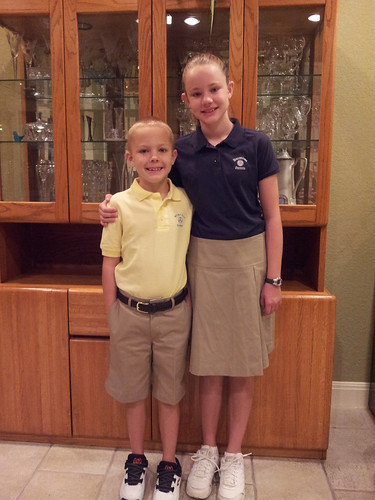 First day of school 3