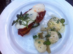 Berkshire Pork Belly Parmigiana - Battersby