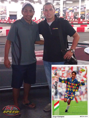 7890459074 63be2140af Famous World Cup goalkeeper visits K1 Speed