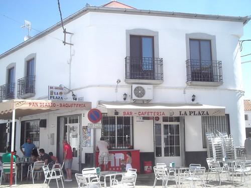 [Sp] Alcaracejos-LE PLAZA, Plaza de Los Redroches 6  14480 (Aug12)
