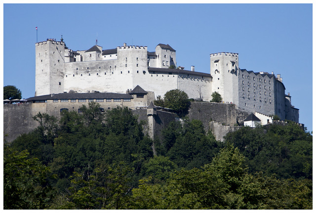 Festung Hohensalzburg - Salzburg (A)