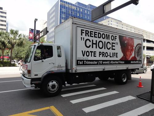 """""""Vote Pro-Life"""""""