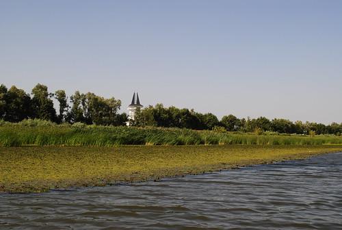 Tiszavölgy Kalandtúra - Poroszlói Öko-Centrum tornya