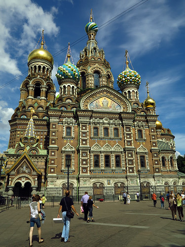 Church of The Savior on the Spilt Blood