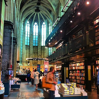 The high church of the book, Maastricht