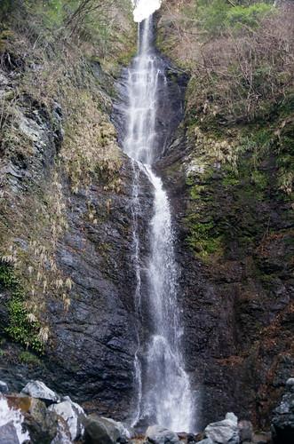 天神滝 2012.2.8-1