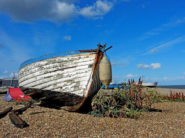 Boat at Aldeburgh