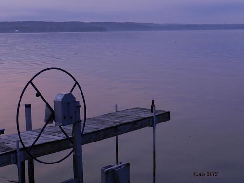 morning sunrise early dock nikon purple calm chautauqua chautauquainstitution coolpixp500