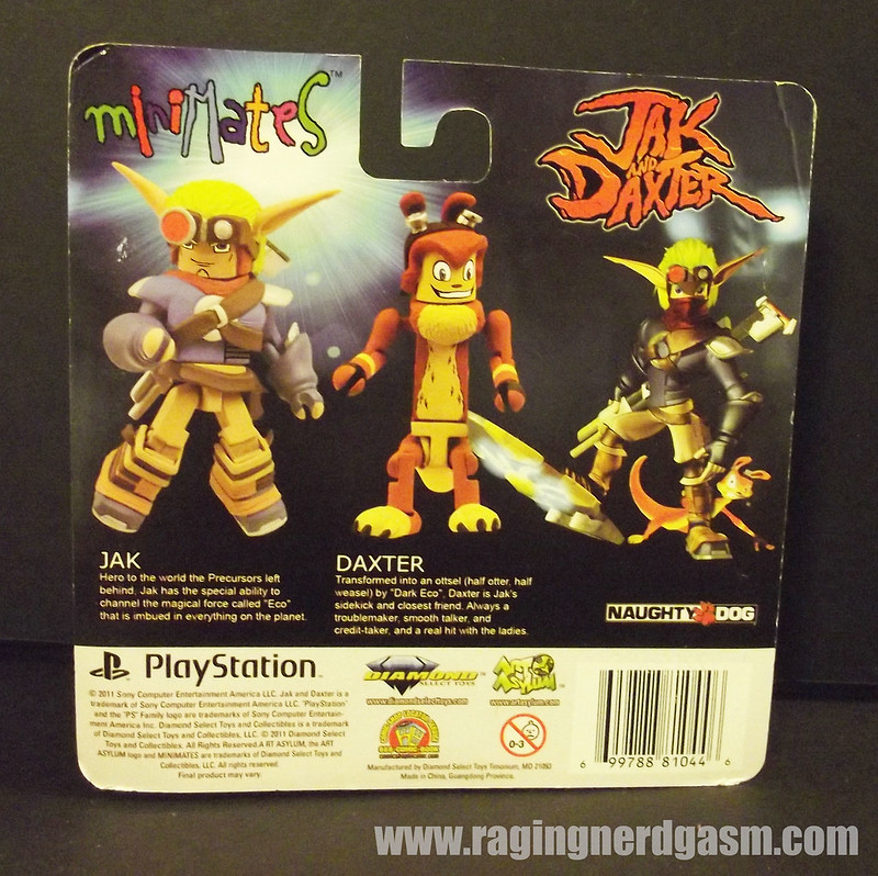 Minimates Playstation Jak and Daxter 004