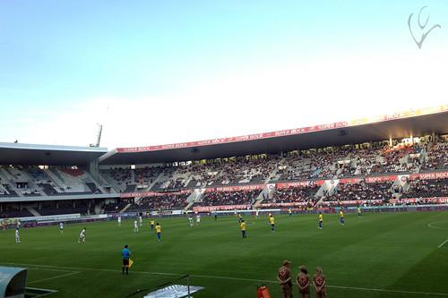 Vitória 2-2 Estoril (N'diaye e João Ribeiro)