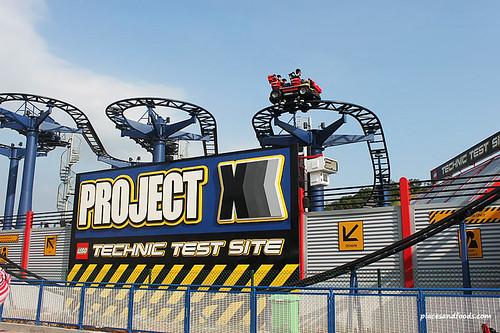 Legoland Malaysia Project X