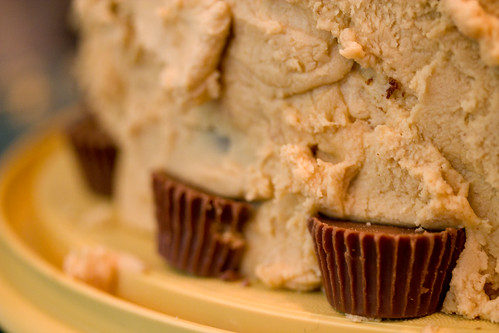 Reeses Peanutbutter Cup Cake