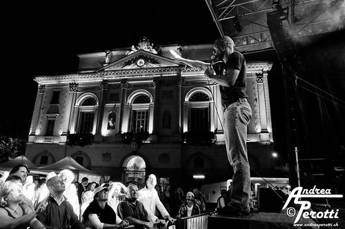 Blues to Bop 2012 - Lugano 30.08.2012