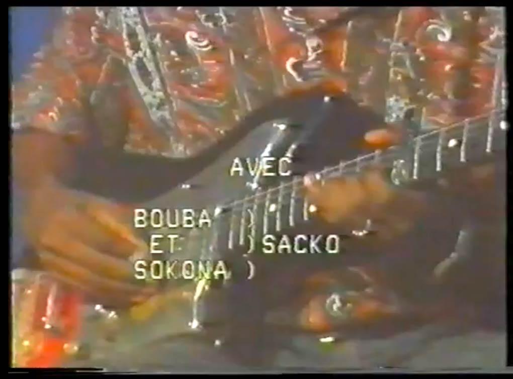 Bouba et Sokona Sacko