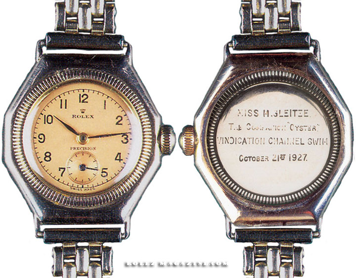Mercedes Watch Rolex Oyster #1927