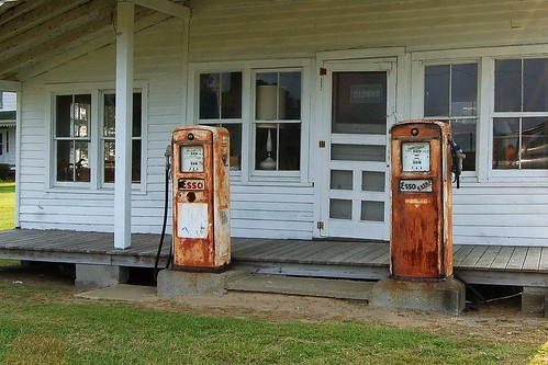 northcarolina esso gaspump countrystore us158 currituckcounty