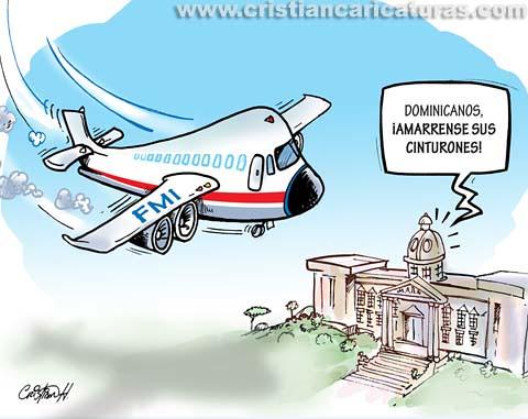 Caricatura FMI