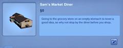 Sam's Market Diner