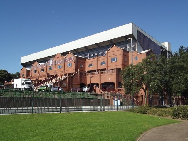 Witton Lane Gardens Aston Villa Park Witton Lane