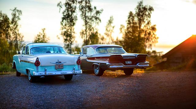 Fairlane & Edsel
