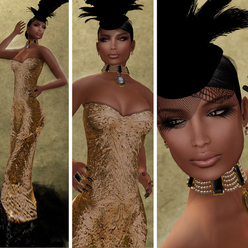 {Meghindo's} ~ Galene ~ Look ~