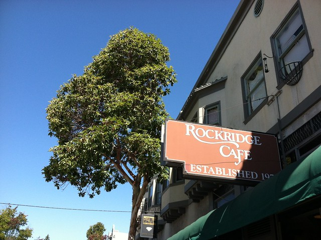 Rockridge Cafe